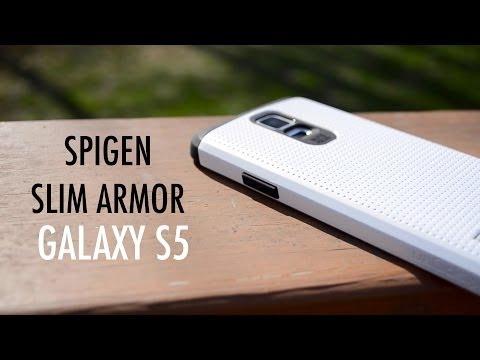 Spigen Slim Armor Samsung Galaxy S5 Case Review