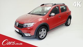 renault sandero stepway 66kw turbo dynamique 2017 indepth review