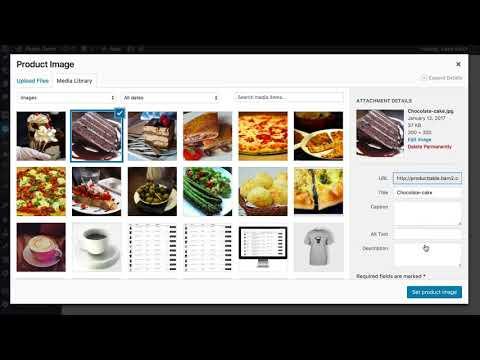 Create a WooCommerce Online Food Ordering Website