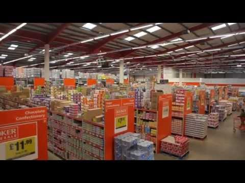 Why choose Booker Wholesale - your local Cash and Carry