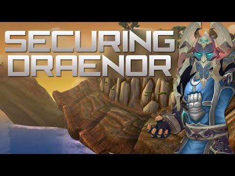 ▲  Securing Draenor - One Day - Draenor Pathfinder Achievement ▲