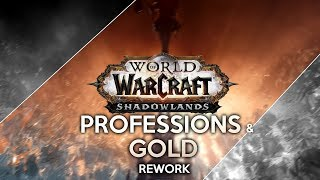 Gold & Professions in WoW: Shadowlands - Die