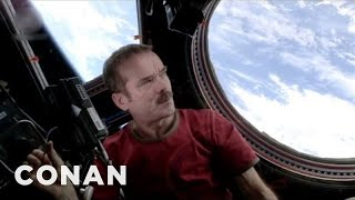 "Astronaut Chris Hadfield's ""Space Oddity"" Video Almost Didn't Happen"