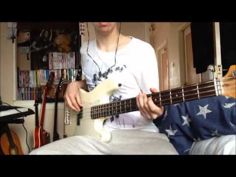 Fitz and the Tantrums - Spark (Bass Guitar Cover)