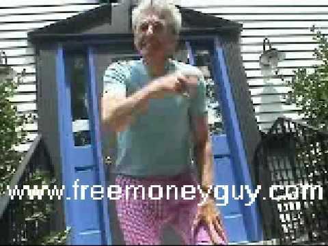 Free Grant Money Takes Work by Matthew Lesko