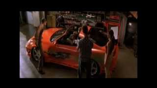 The fast and the furious Supra manifold/exhaust sound tribute