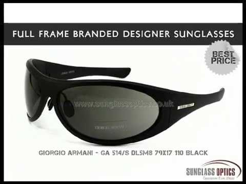 FULL FRAME BRANDED DESIGNER SUNGLASSES IN UK