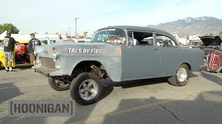 [HOONIGAN] DTT 213: Classic Hot Rods, Drag Racing, and Low Riders  at Mooneyes