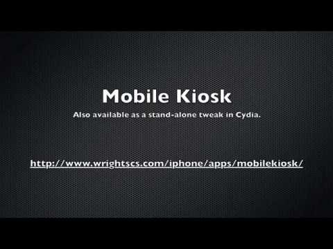 Mobile Profiles — Cydia app, tweak