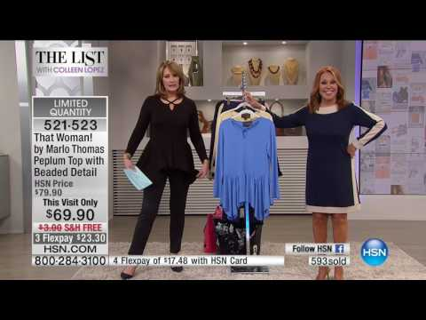 HSN | The List with Colleen Lopez 01.19.2017 - 10 PM