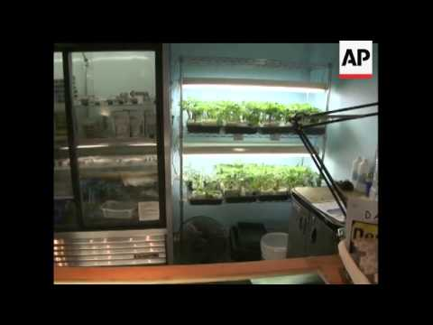 LA County District Atty. Steve Cooley wants to shutter clinics that sell pot for profit. This is the
