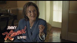 Meryl Streep on The Post & Trump