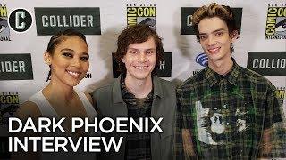 Download Dark Phoenix: Evan Peters, Alexandra Shipp, Kodi Smit McPhee Interview Video