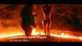 Jesus Christ Serial Rapist