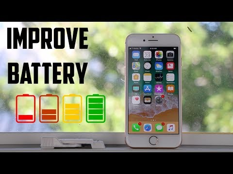 How to Improve iPhone 8 & iPhone 8 Plus Battery