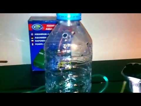 How to make a cheap DIY fish tank filter