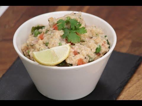 Oats Upma | Recipes Under 15 Minutes | Chef Jaaie | Sanjeev Kapoor Khazana