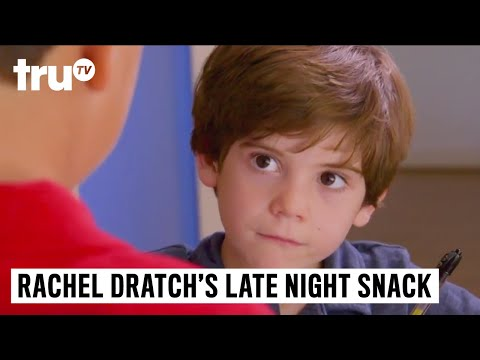 Rachel Dratch's Late Night Snack - Hungry Hungry Capitalists | truTV