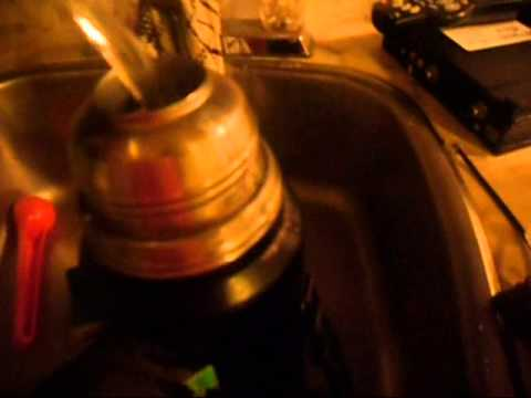 How to Clean your  Stanley Thermos  With Cascade Reviwe;