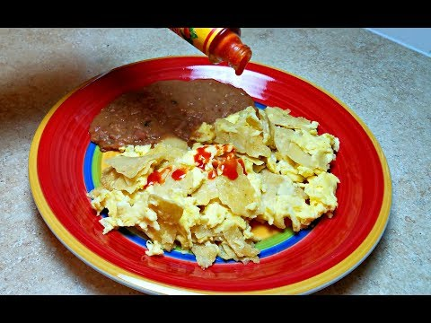 My Favorite Easy Breakfast | HOW TO MAKE MIGAS