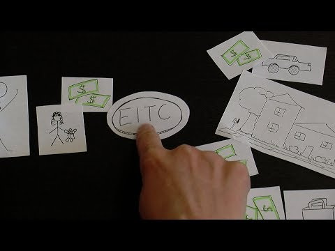 The Earned Income Tax Credit (EITC) in 3 minutes