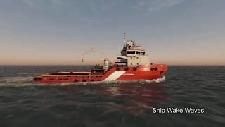 Water Beaufort 0-12 - UNIGINE Sim 2 2 - PakVim net HD Vdieos