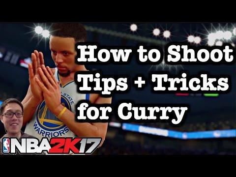 NBA 2K17 Tips How to Shoot Jump Shots Tutorial 2K17 3pt shots money play Tips and Tricks #16