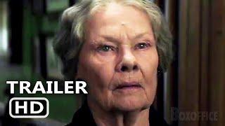 SIX MINUTES TO MIDNIGHT Trailer (2021) Judi Dench, Jim Broadbent, Drama Movie