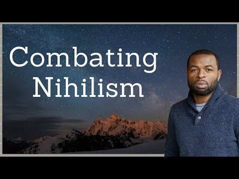 Combating Existential Nihilism and Depression with Meaning
