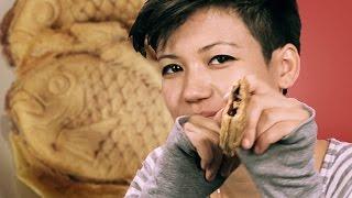 Download People Try Korean Street Food Video