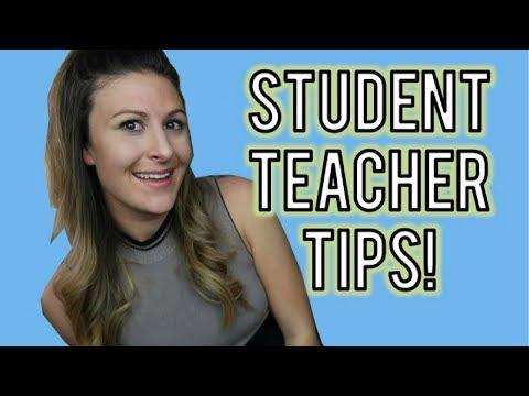 Best Tips for Student Teachers!