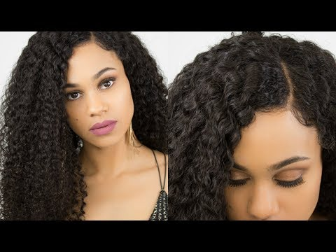 How To Make A Lace Wig Look Natural   Start to Finish