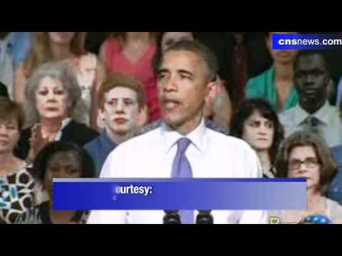 Obama Plugs Birth Control and Planned Parenthood in Speech at High School