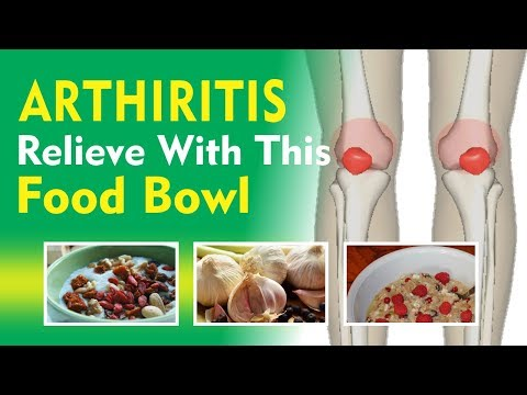 Arthritis Pain Relief Food - Best Natural Remedies ✔️