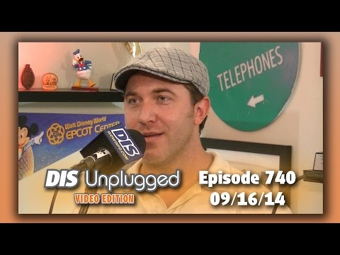 DIS Unplugged - Drinks Around The World Epcot - 09/16/14