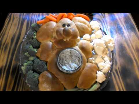 ~Easter Bunny Bread~ Part 3