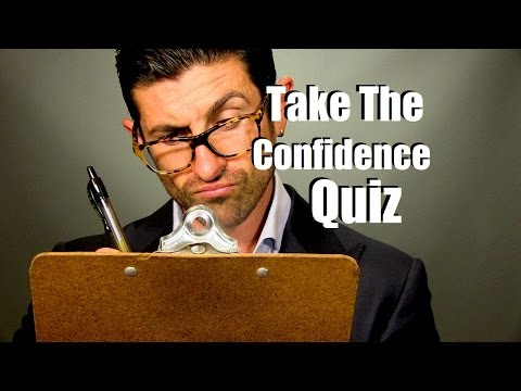 Take The Confidence Quiz | How Confident Are You?