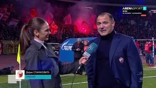 Izjava Dekija Stankovića nakon pobede crveno-belih | Crvena zvezda – Vojvodina