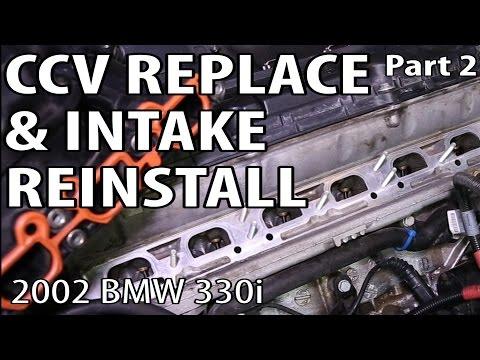e39 m54 intake manifold removal