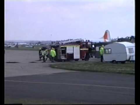 Cambridgeshire Fire & Rescue Tent Fire Demo