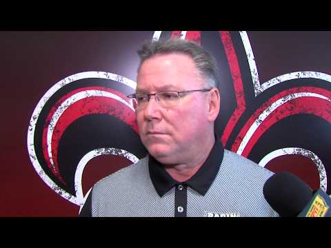 Tony Robichaux talks about 3 Cajuns Drafted in first 10 rounds of MLB Draft