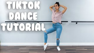 Learn The Renegade TikTok Dance In 5 Minutes I Easy Tutorial @MissAuti