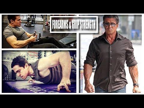 Grip Training, Finger Strength and Forearm Development Explained