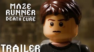 Maze Runner: The Death Cure Trailer in LEGO