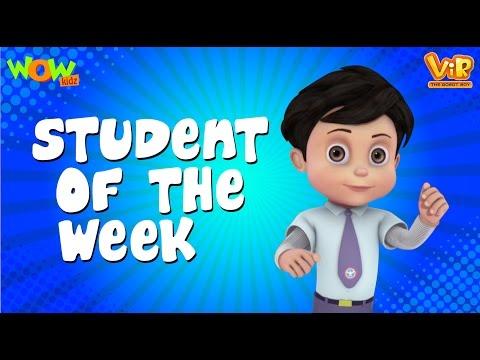 Xxx Mp4 Vir The Robot Boy Hindi Cartoon For Kids Student Of The Week Animated Series Wow Kidz 3gp Sex