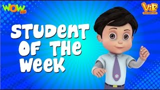 Vir The Robot Boy | Hindi Cartoon For Kids | Student of the week | Animated Series| Wow Kidz