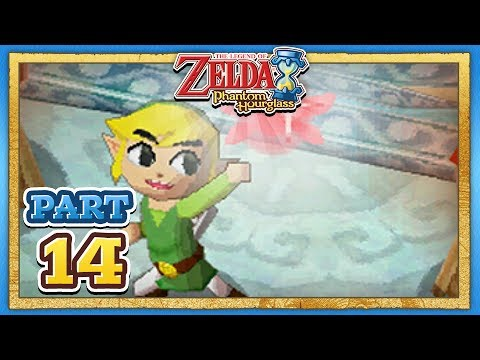 The Legend of Zelda: Phantom Hourglass - Part 14 -  Power Up!