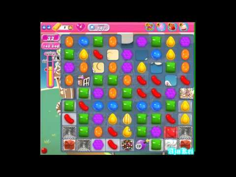 Candy Crush Saga - Level 147 (commentary)