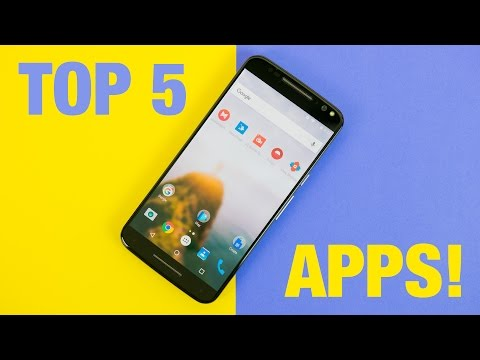 Top 5 BEST Android Applications! (April 2017)