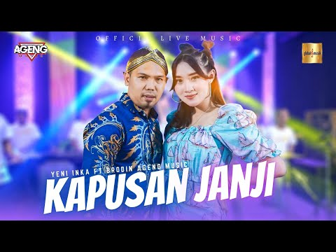 Download Lagu Yeni Inka Kapusan Janji ft. Brodin Mp3
